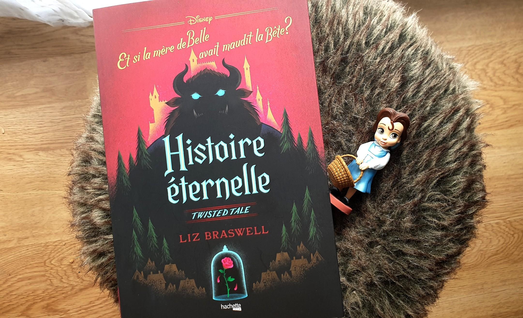 Twisted Tale Histoire Eternelle La Belle Et La Bete